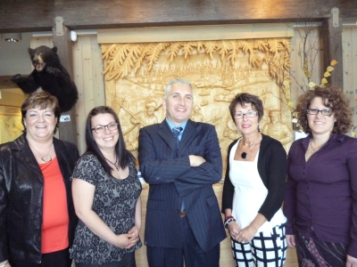 The staff of Economic Partners East Sudbury West Nipissing has brought their skill and dedication to numerous business and economic development, tourism and cultural initiatives in the area.